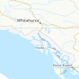Yukon River Basin Long Term Water Quality Monitoring Data