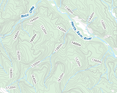 Place names - Clearwater County on