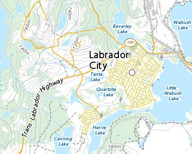 Place names - Tanta Lake