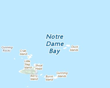 Place names - Ice Ledge
